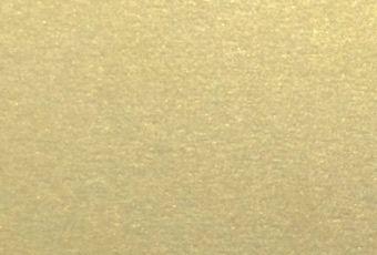 Papel Curious Metallics Gold Leaf 250g/m² A4 pacote com 25 folhas