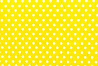 Papel Poá Amarelo-Branco 180g/m² A4 pacote com 25 folhas
