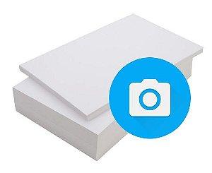 Papel Fotográfico Glossy 180g/m² A4 pacote com 50 folhas