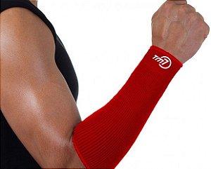 Protetor De Antebraço Para Voleibol BRAC7 Vermelho
