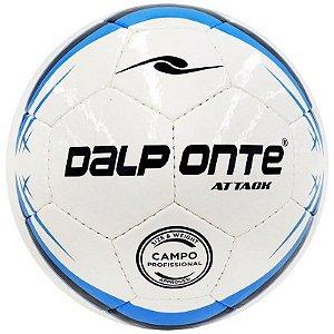 Bola Futebol Campo Dalponte Attack Azul