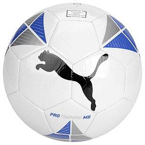 Bola Futebol Puma Pro Training Ms Azul