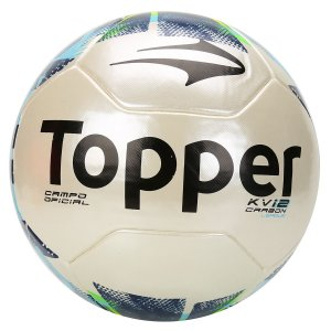 Bola Futebol Campo Topper KV Carbon League 2