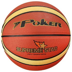 Bola Basquete Poker Supreme Star
