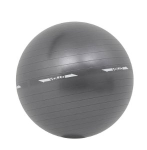 Bola Pilates Gym Ball  Vollo Com Bomba 75cm