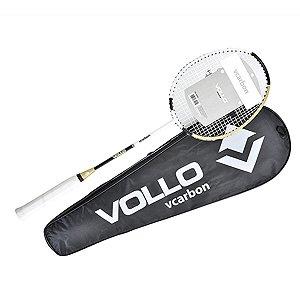 Raquete Badminton V Carbon Vollo