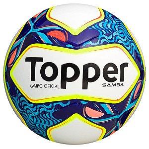Bola Futebol de Campo Topper Samba