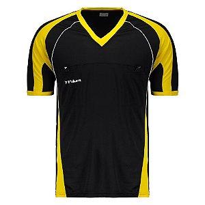 Camisa Árbitro Poker PKR IV Preto