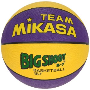 Bola Basquete Mikasa Big Shoot 157-NY