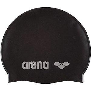 Touca Arena Classic Silicone Preto