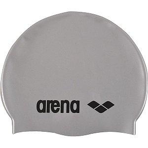 Touca Arena Classic Silicone Cinzo