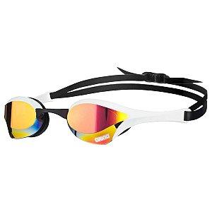 Óculos De Natação Arena Cobra Ultra Mirror Branco