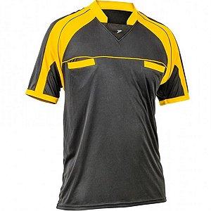 Camisa Árbitro Poker PKR V Preto