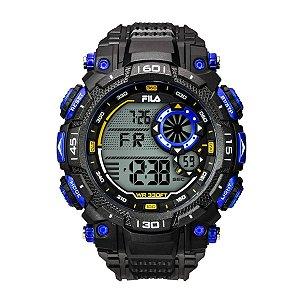 Relógio Masculino Esportivo Fila Azul