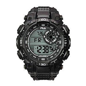 Relógio Masculino Esportivo Fila Preto