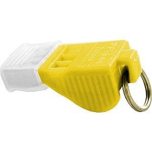 Apito Poker Tucano Pro com Corda Amarelo