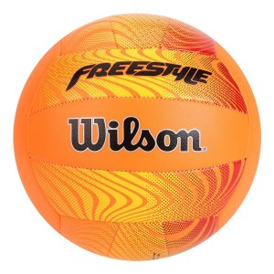 Bola Vôlei De Praia Wilson Freestyle Laranja