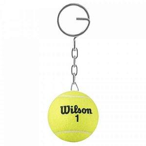 Chaveiro Wilson Mini Bola De Tênis
