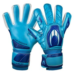 Luva Goleiro Ho Soccer One Negative Blue