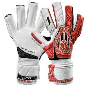 Luva Goleiro Ho Soccer One Negative Intense Red