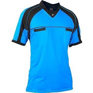 Camisa Árbitro Poker PKR V Azul