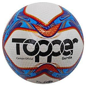 Bola Futebol Campo Topper Samba