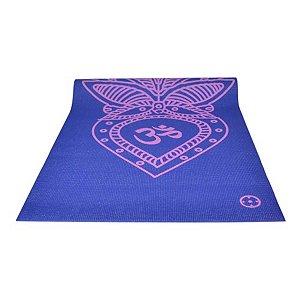 Tapete Yoga Mat em PVC ECO Lótus Hopumanu