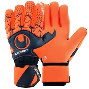 Luva Goleiro Uhlsport Next Level Supersoft Hn