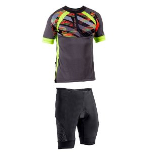 Uniforme Ciclismo Poker Ride Tam G