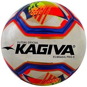 Bola Futsal Kagiva F5 Brasil Pró X