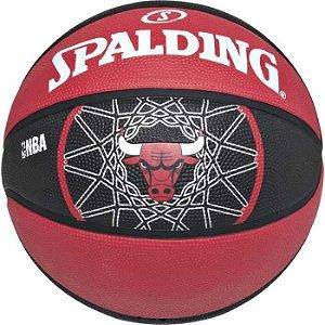 Bola Basquete Spalding Team Chicago Bulls