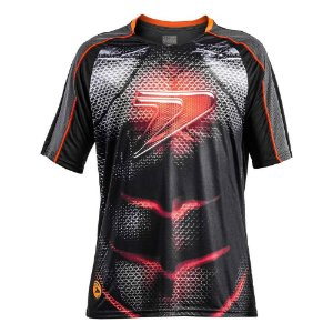 Camisa Goleiro Poker Sublimax Iron Manga Curta