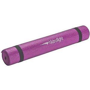 Tapete Exercícios Yoga Pvc Hidrolight