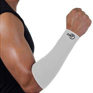 Protetor De Antebraço Para Voleibol-BRAC7  Branco