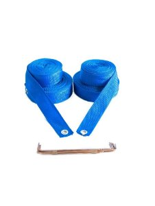 Marcação para Volei De Praia 4 cm - Azul