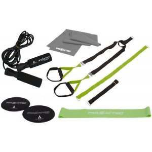 Kit Compacto de Treinamento Funcional Outdoor - Proaction Mahamudra