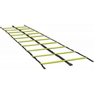 Escada de Agilidade Dupla 4 Metros com 10 Degraus Fixos - Proaction