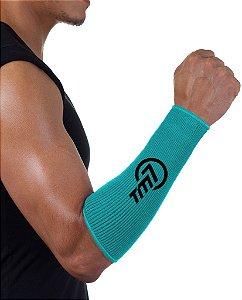 Protetor De Antebraço Para Voleibol BRAC7 Verde