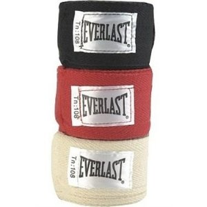 Kit Bandagem Everlast 2,75 Mt Com 3 Pares