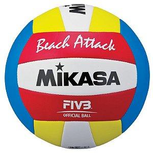 Bola Vôlei Mikasa Beach Attack Vxs-ba