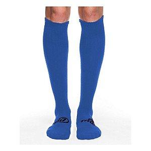 Meia Para Voleibol Pro Attack TM7 Azul