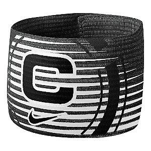 Faixa De Capitão Nike Capitão Armband Preto