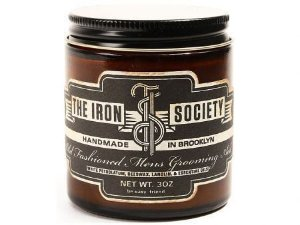 The Iron Society  Old Fashioned Pomade