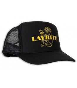 Bone Layrite Logo Amarelo