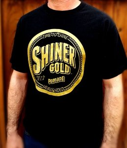 Camiseta Shiner Gold