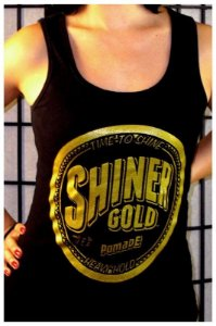 TankTop Shiner Gold