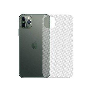 Película Traseira de Fibra de Carbono para iPhone 11 Pro Max - Gshield