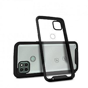 Capa Stronger Preta para Motorola Moto G9 Power - Gshield