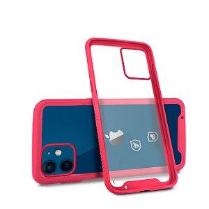 Capa Stronger Rosa para iPhone 12 Mini - Gshield