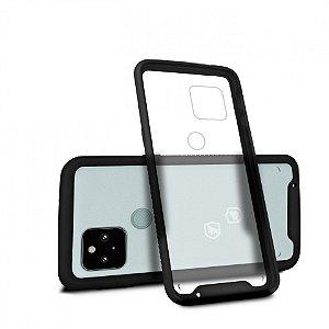 Capa Stronger Preta para Google Pixel 5 - Gshield